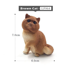 Cute Simulation Animal Persian Cat - Idealpaws