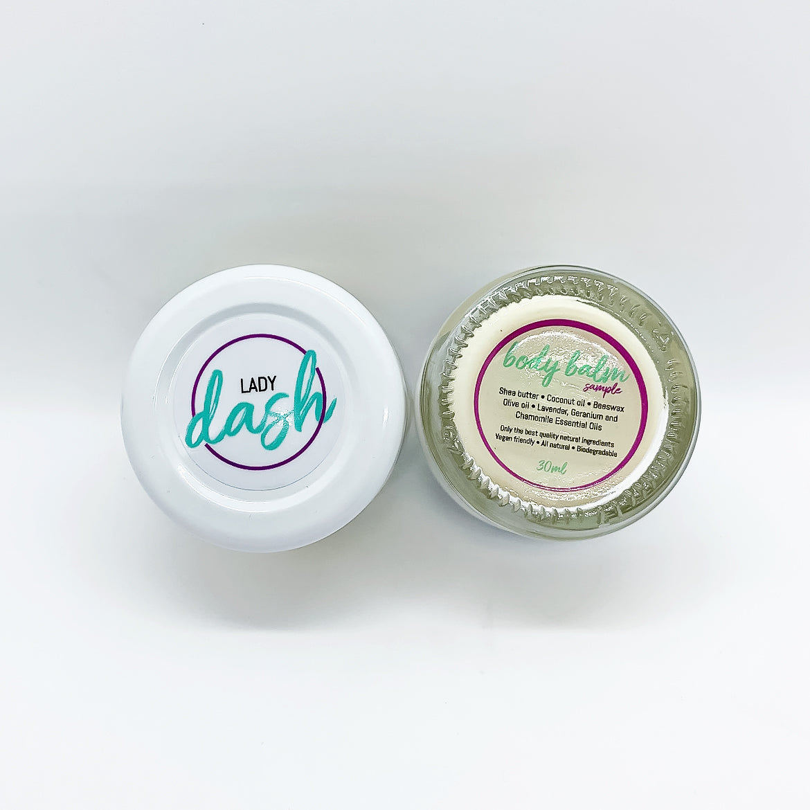 BODY BALM 30mls - Lady Dash