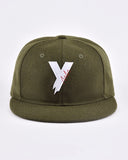 Casquette She's Into You - Kaki - YOKO SHOP