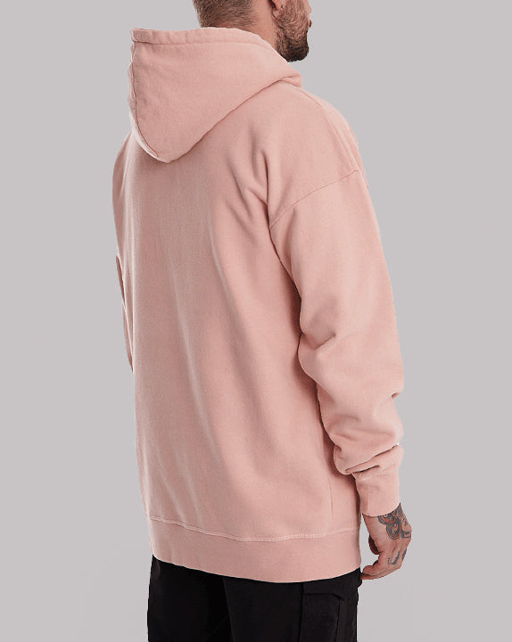 Sweat à capuche Kojika - Rose - YOKO SHOP