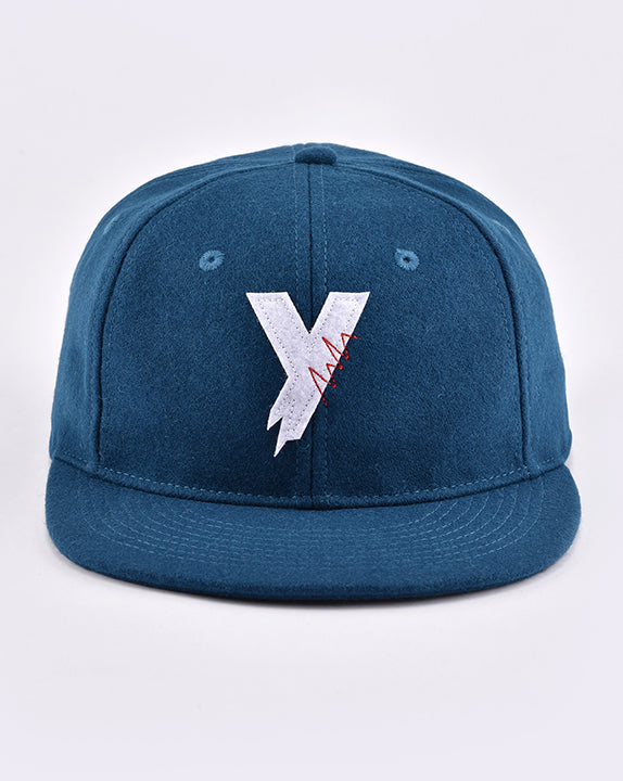 Casquette She's Into You - Bleue - YOKO SHOP