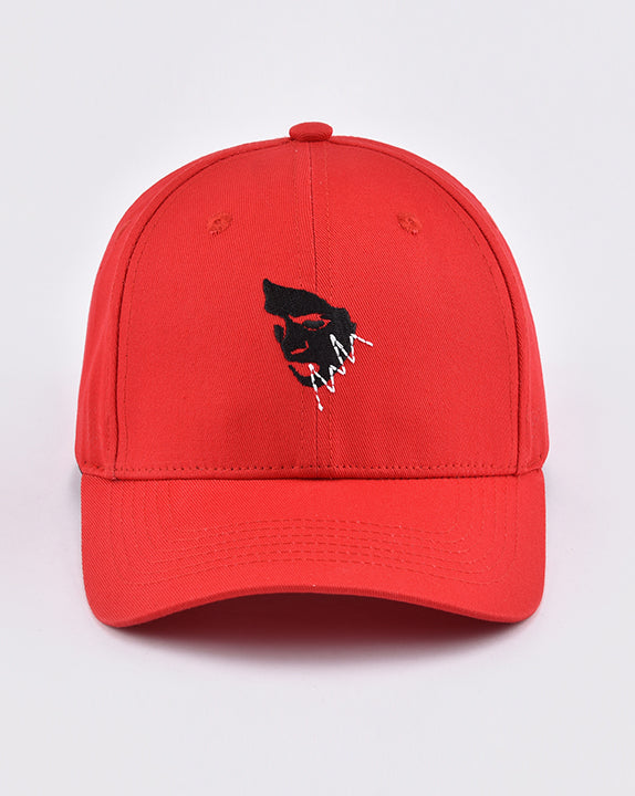 Casquette How You Doin? - Rouge