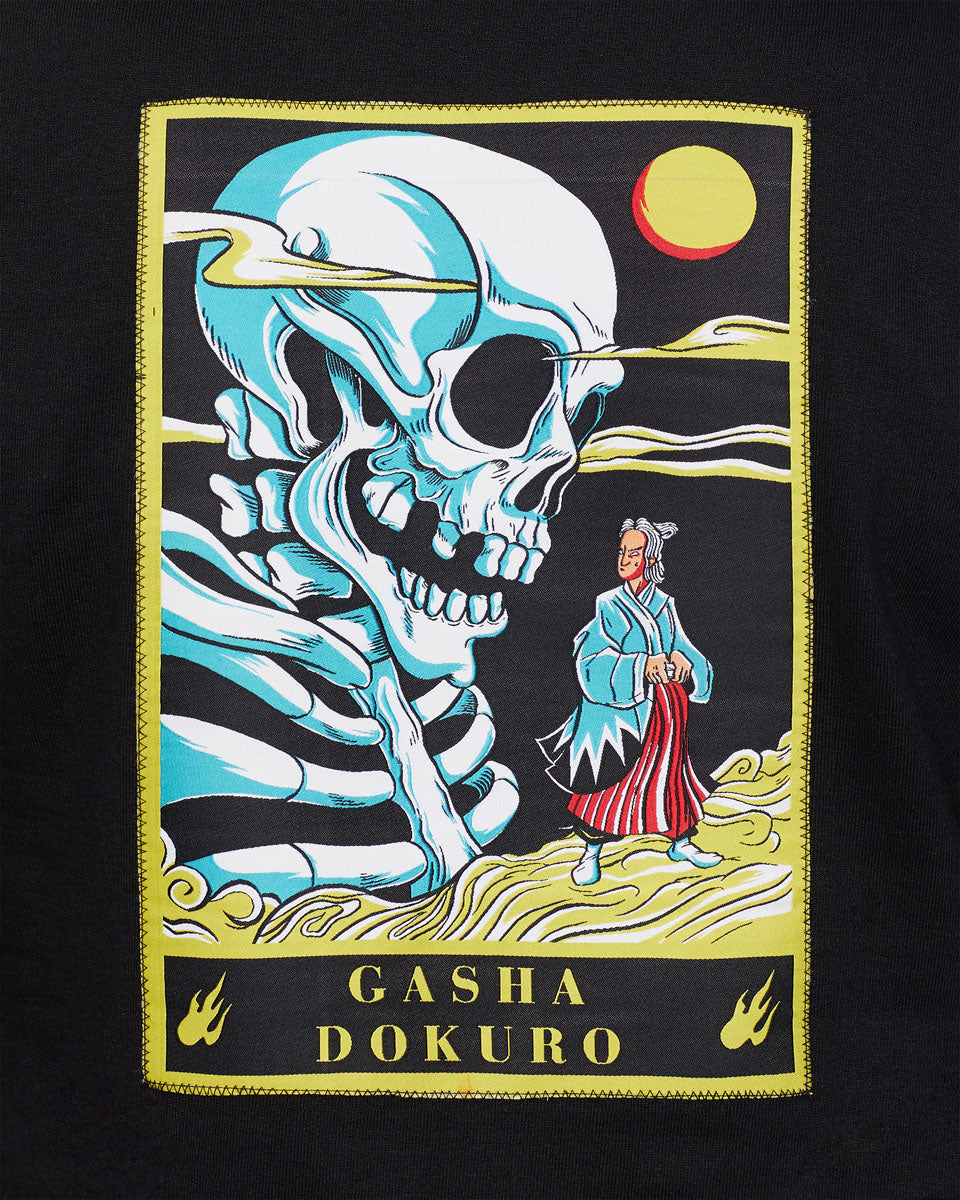 patch dos crewneck yokai