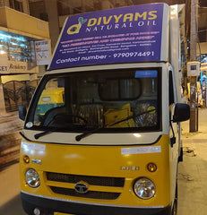 Divyams Natural Oil - Mobile Unit