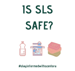 Is SLS Safe? Scentora answers.