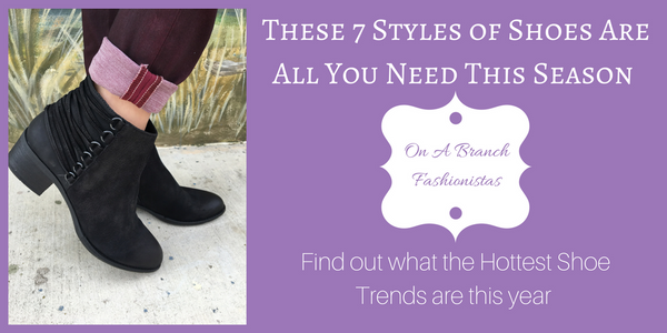 These 7 styles of shoes are all you need this season