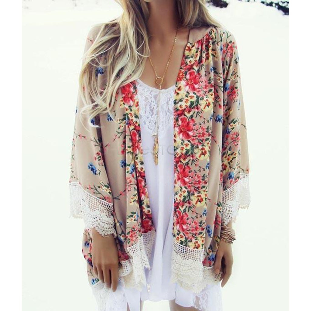 Sunset Cardi | Womens Top | On A Branch Boutique