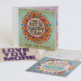 Happy Notes | Natural Life Stationary | On A Branch Boutique