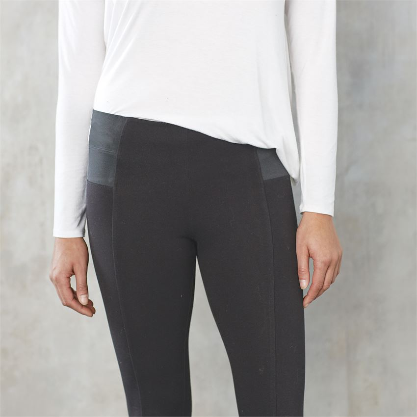Lena Black Leggings | Women Bottoms | On A Branch Boutique