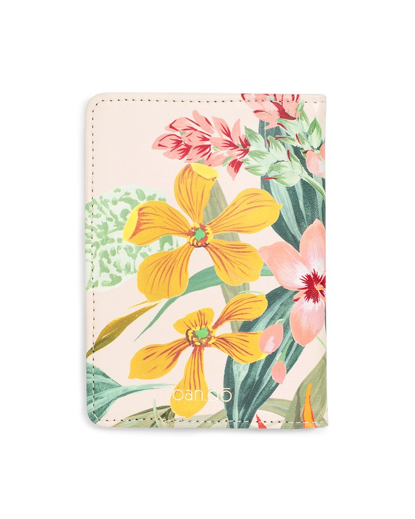Paradiso Passport Holder | Travel Accessories | On A Branch Boutique