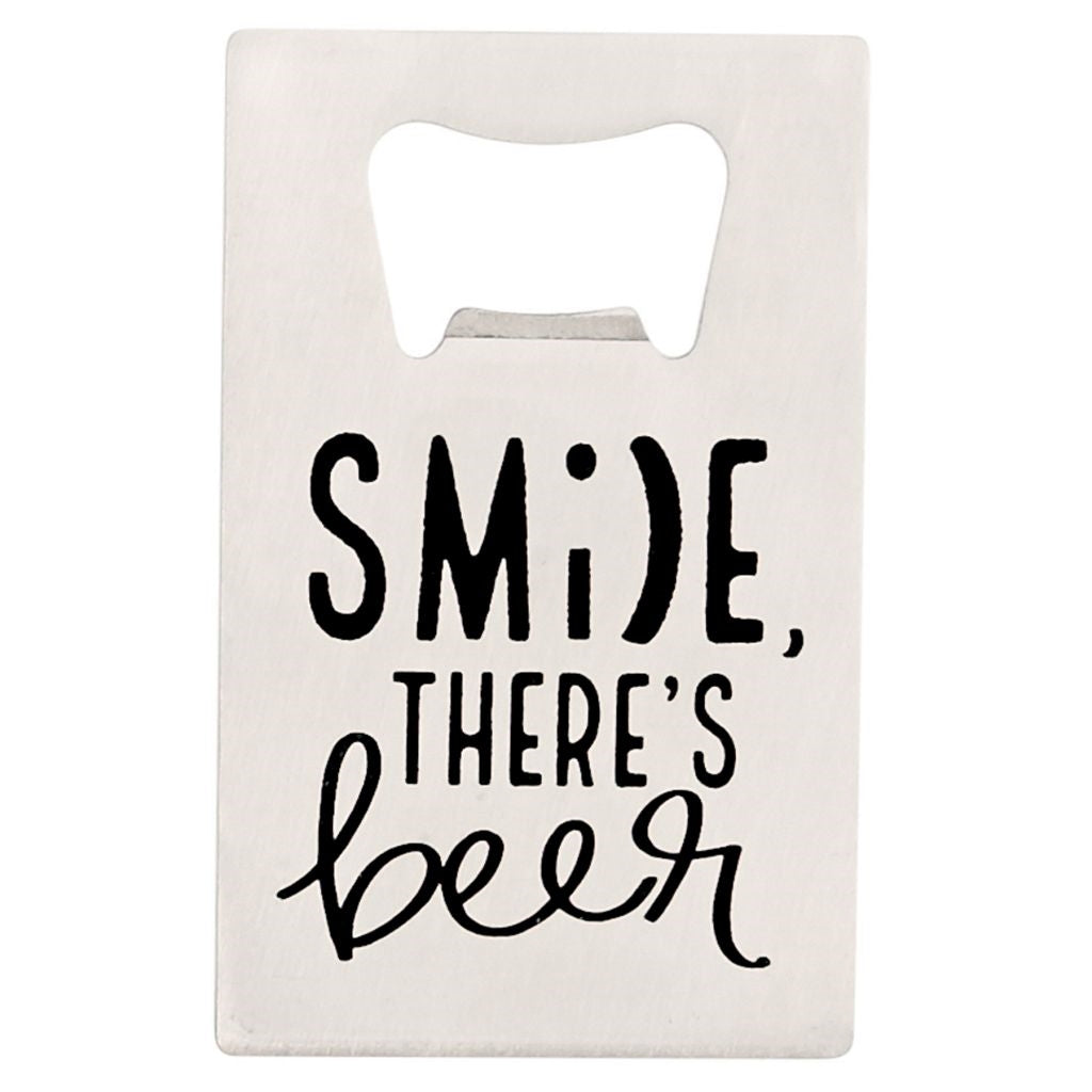 Smile Bottle Opener | Mudpie Home | On A Branch Boutique