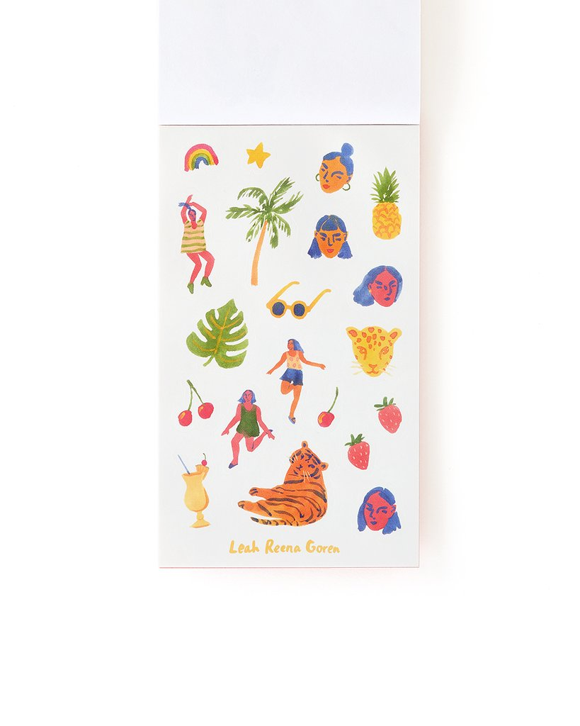 Ban.do Sticker Book | Cute Little Things | On A Branch Boutique