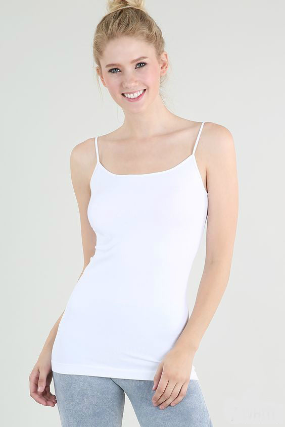Camisole in White | Womens Tops | On A Branch Boutique
