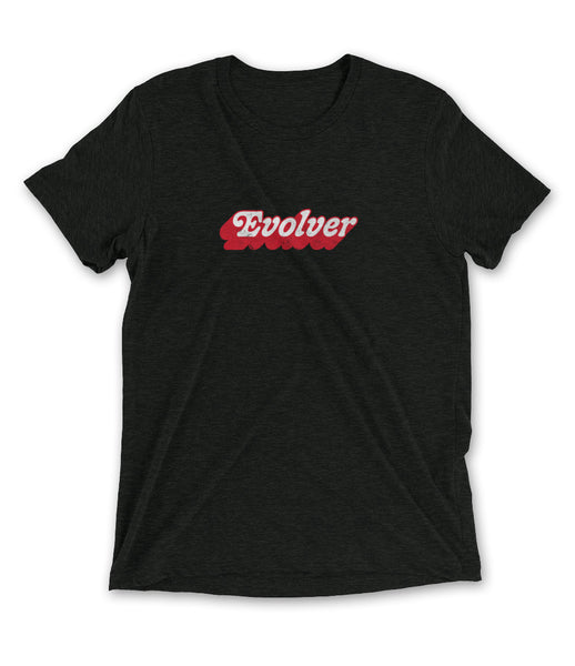 Evolver Graphic Tee - Charcoal