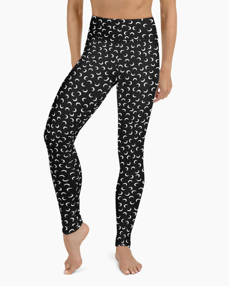 Baby Moons Yoga Leggings