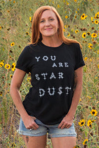 Star Dust Tri-Blend Tee - koanapparel