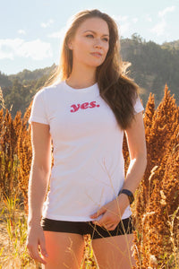 Yes Slim Sport Tee - koanapparel
