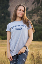 Load image into Gallery viewer, Meditative State Athletic Tee - koanapparel