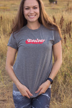 Load image into Gallery viewer, Evolver Graphic Tee - Gray - koanapparel
