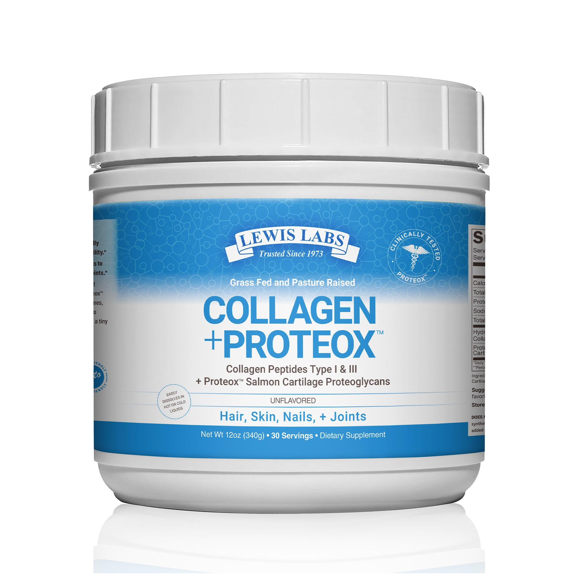 Collagen + Proteox 12 oz
