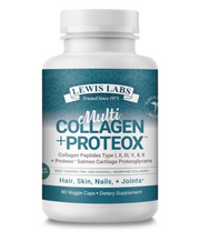 Multi Collagen + Proteox 60 Veggie Caps