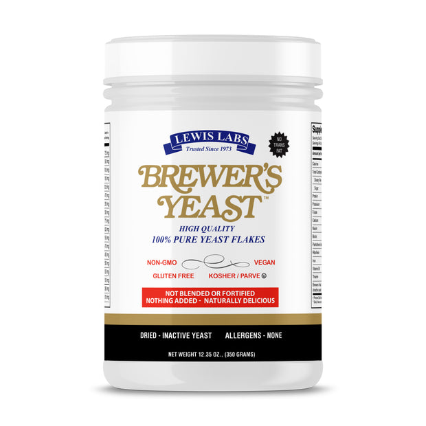 Brewer's Yeast Flakes 12 oz