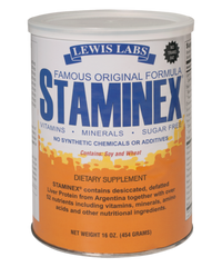 Lewis Labs<br /> Staminex<sup>®</sup><br /> Famous Original