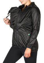 Load image into Gallery viewer, WATERPROOF MATERNITY WINDBREAKER JACKET