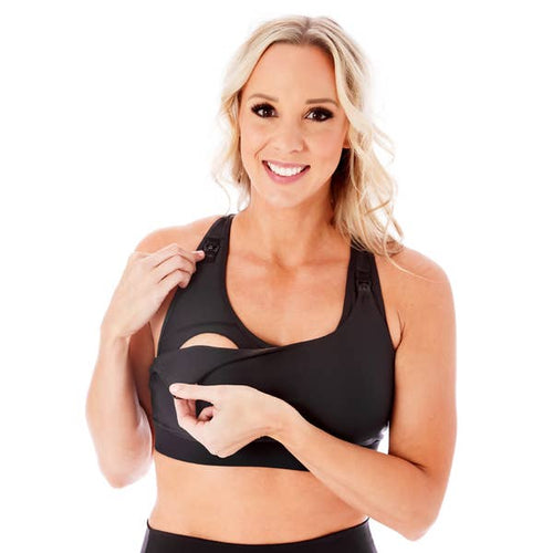 Athena 2.0 Nursing Sports Bra