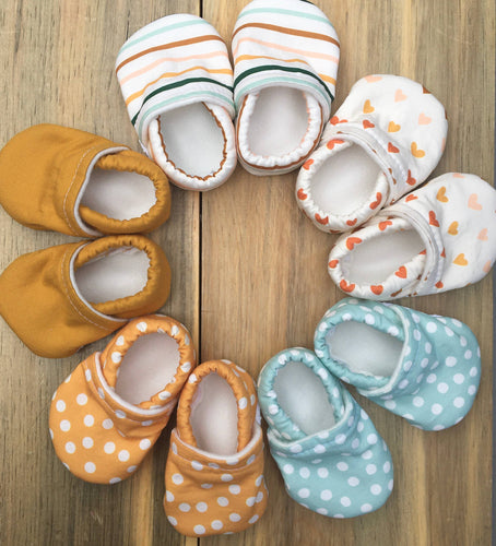 Baby Shoes with Grips