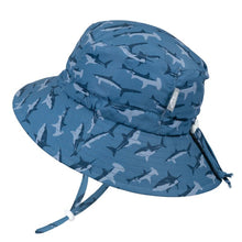 Load image into Gallery viewer, Shark | Aqua Dry Bucket Hat