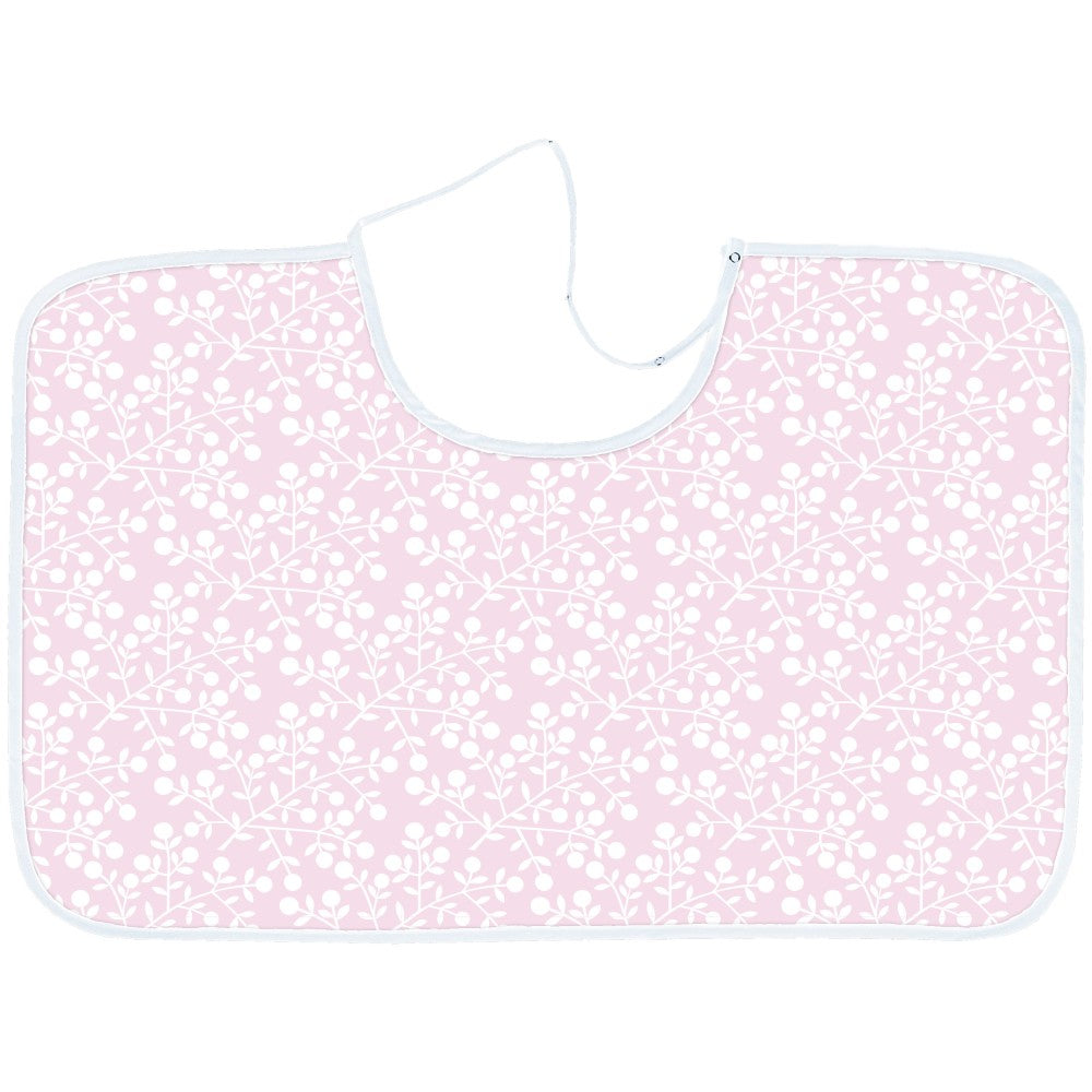 NURSING COVER COTTON - PINK BERRIES