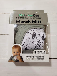 MUNCH MITT - SAGE WOODS