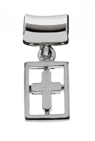 Silver Charms Cross