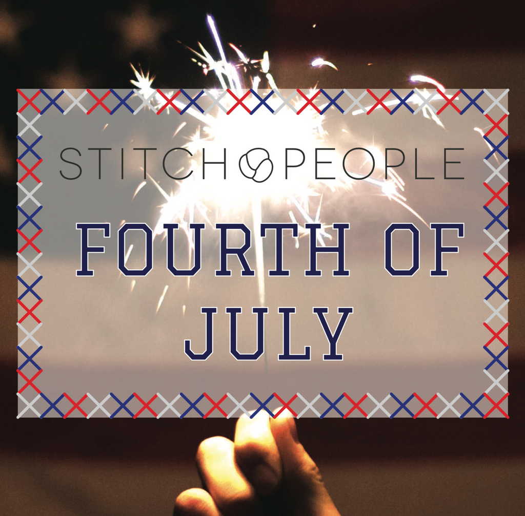 4th of July Patterns