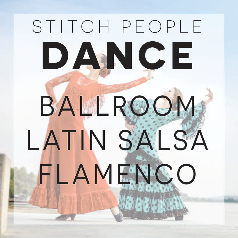 Ballroom/Latin Salsa/Flamenco Dance