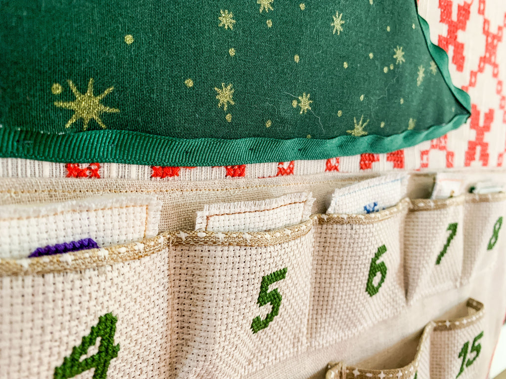 The Stitch People Christmas Advent Calendar