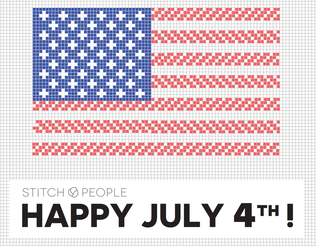 Free Fourth of July Pattern