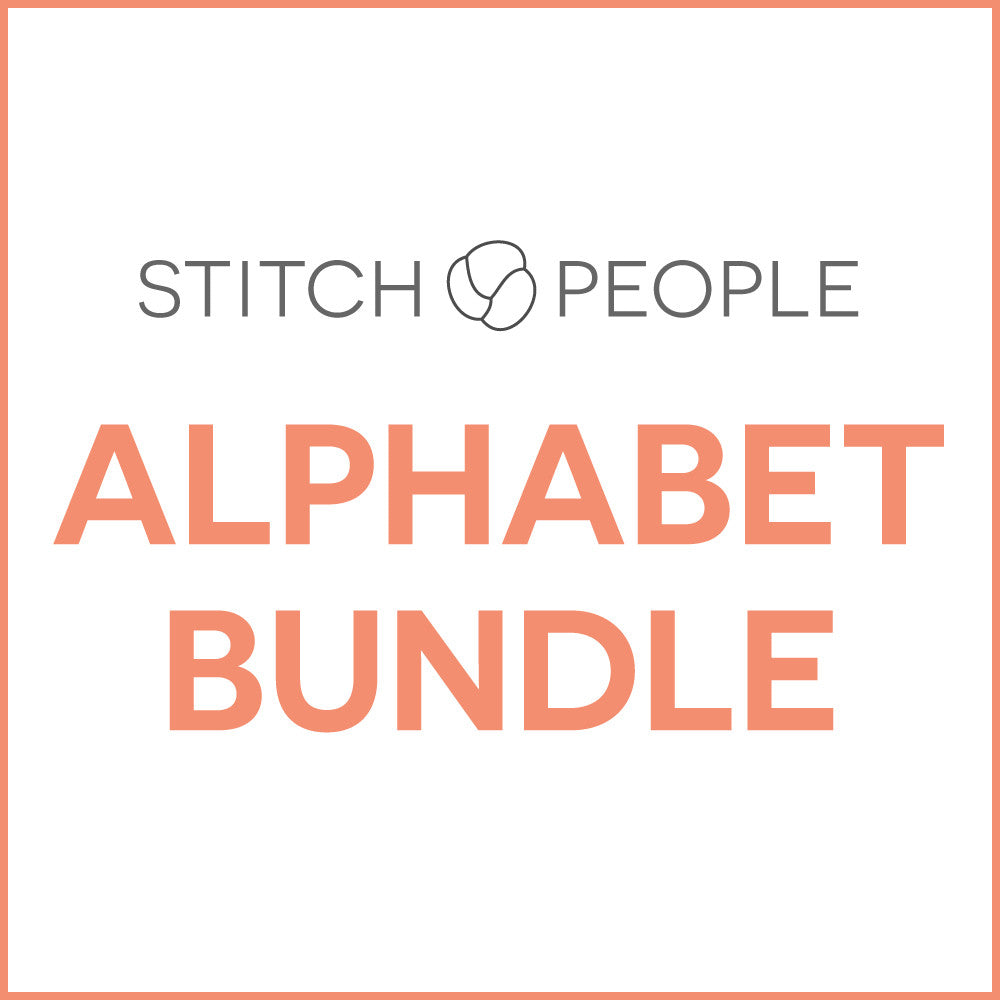 Alphabet Bundle: All Alphabets