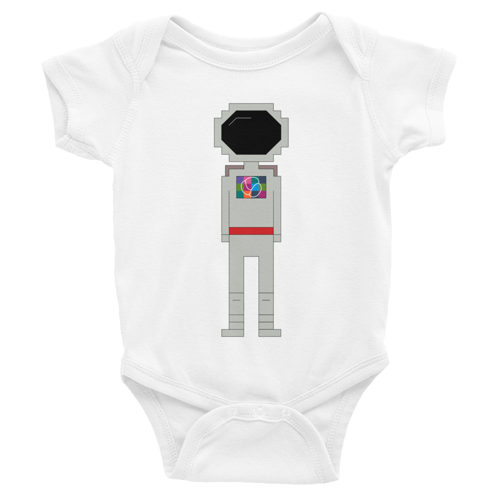 Stitch People Astronaut Infant One-Piece