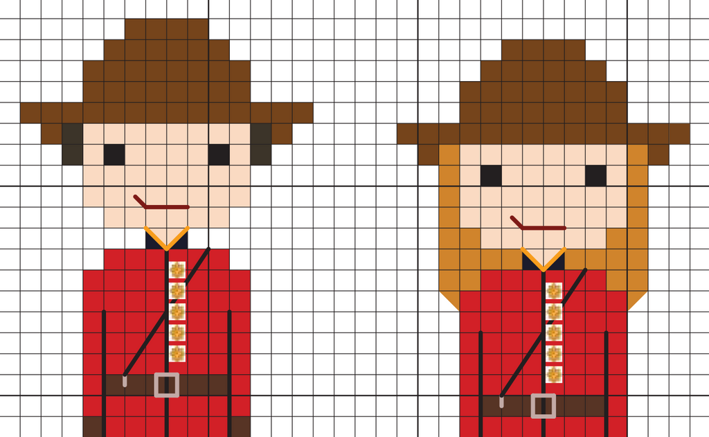 Free Canadian Pattern
