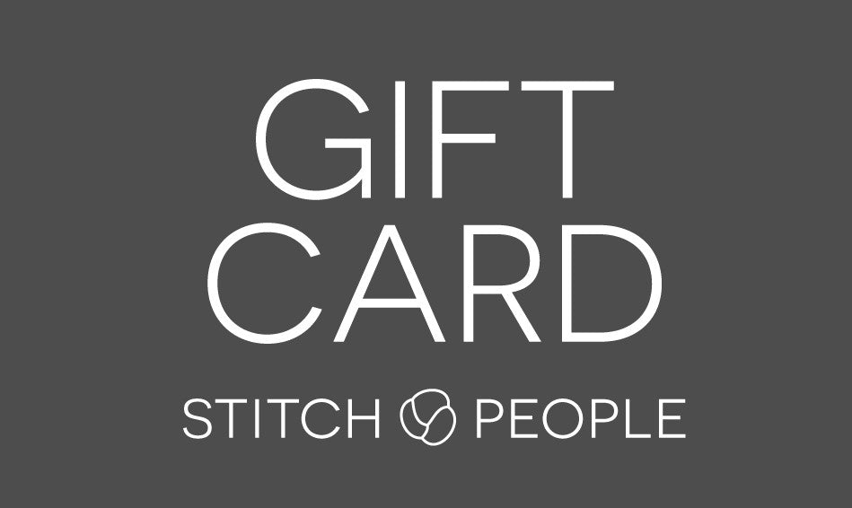 Stitch People Gift Card