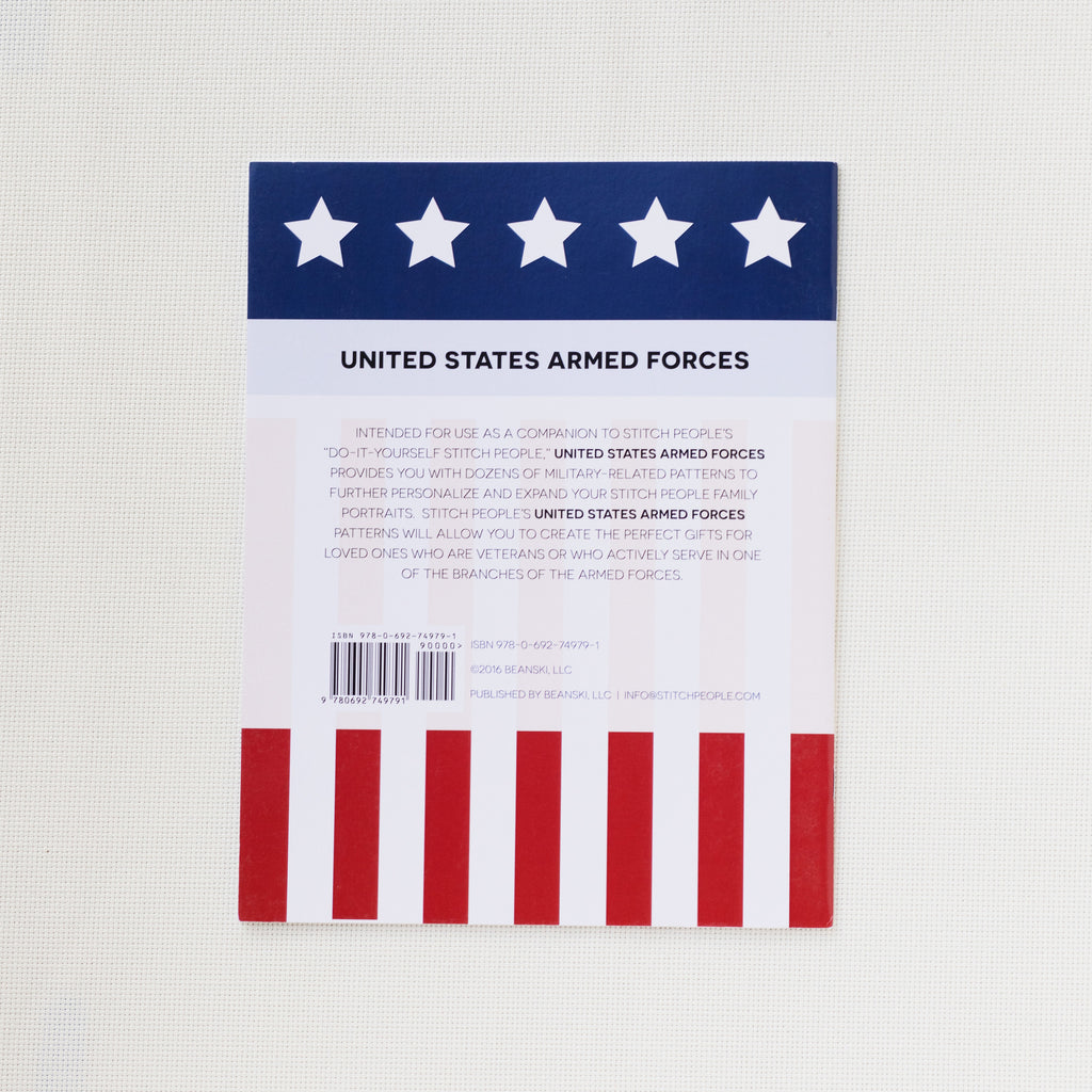 Stitch People United States Armed Forces