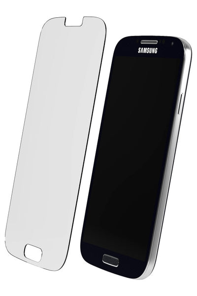 Galaxy S4 Tempered Glass Screen Protector: CrystalShield Galaxy S4