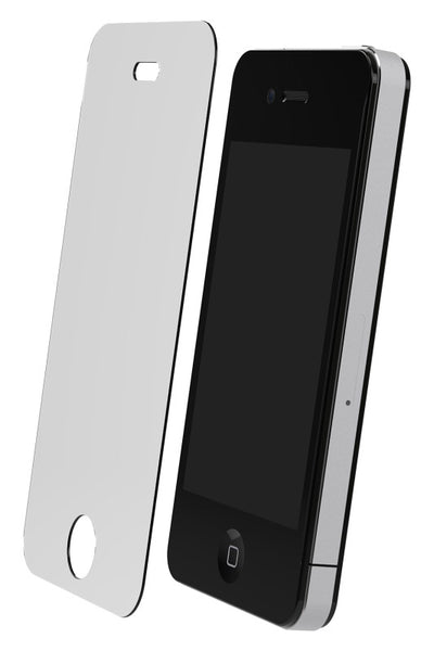 iPhone 4 & 4S Tempered Glass Screen Protector: CrystalShield iPhone 4 & 4S