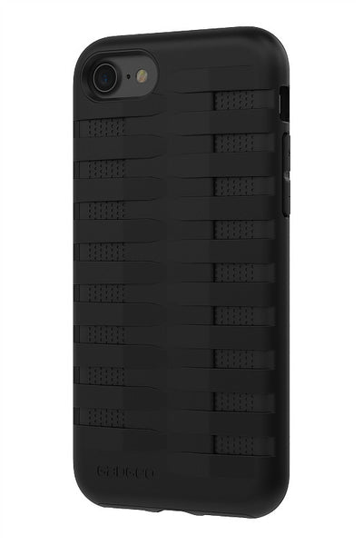 iPhone 7 Two Layer Protective Case: Discovery - Black & Black