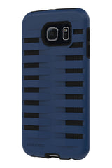 Galaxy S6 Two Layer Protective Case: Discovery - Blue & Black