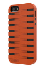 iPhone SE / 5S / 5 Two Layer Protective Case: Discovery - Orange & Black