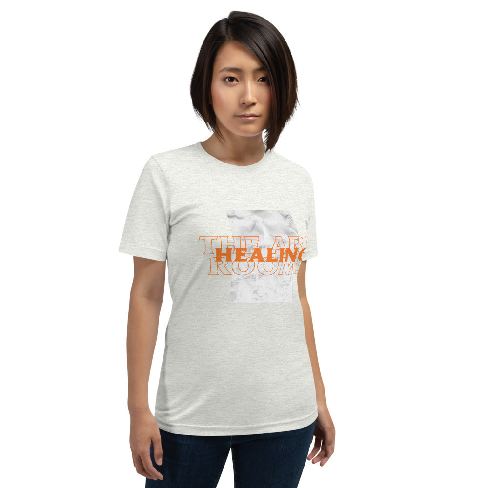 Short-Sleeve Unisex T-Shirt - The Ark Healing Rooms