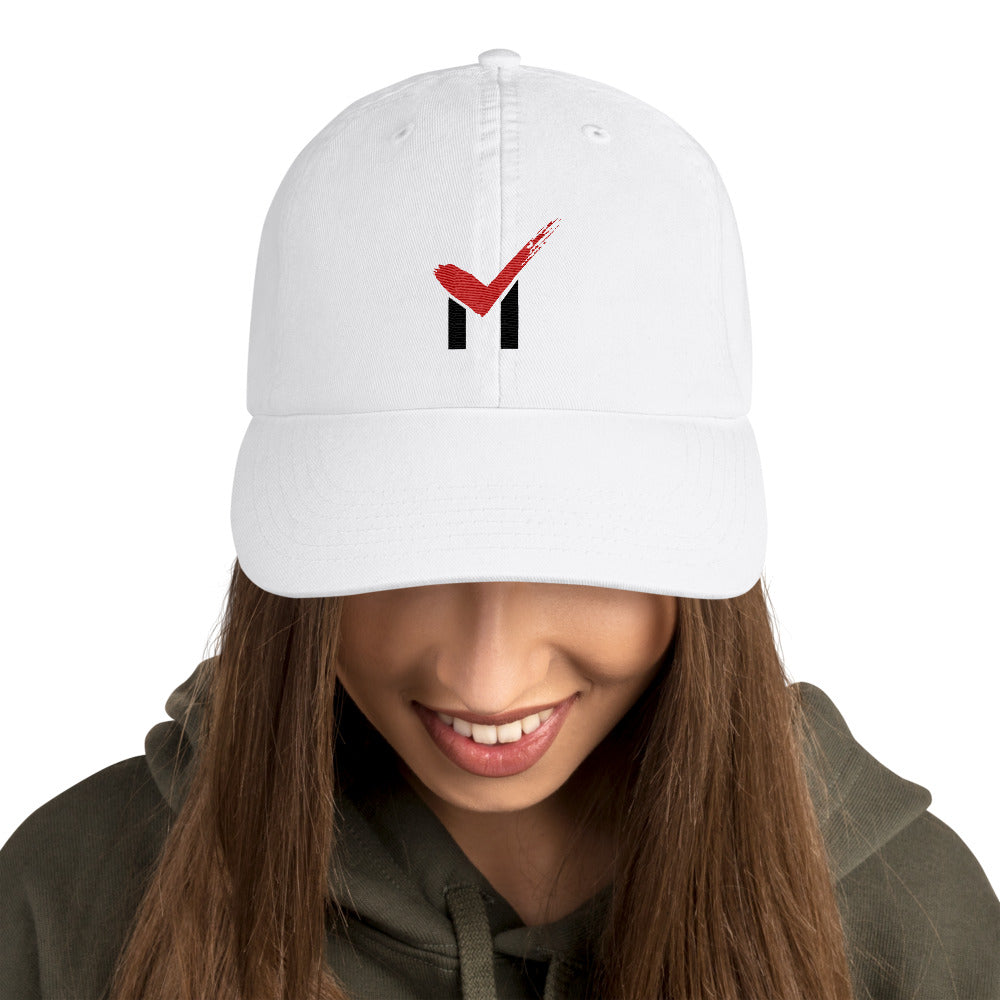 Champion Dad Cap - Mark Us